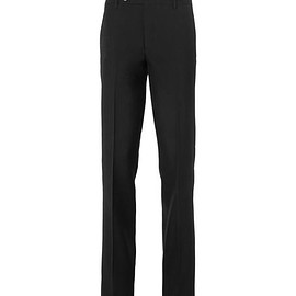 Lanvin - Tapered Wool Trousers