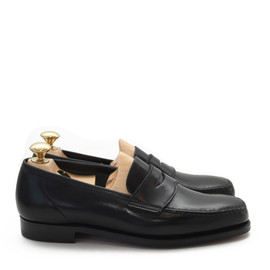 Crockett&Jones - HARVARD (unlined)/Black Cordovan