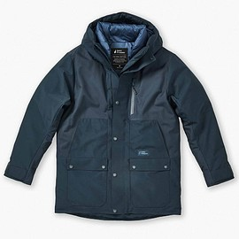 Askov Finlayson - The Winter Parka - Black/Navy?