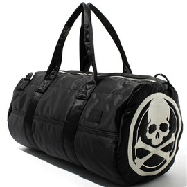 mastermind JAPAN, PORTER - DRUM BOSTON BAG