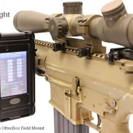 AccurateShooter KAC / Otterbox - Bullet Flight Ballistics Software / Otterbox Armor for iPod Touch