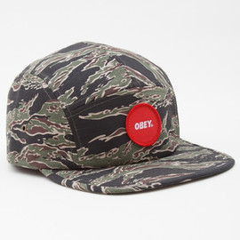 OBEY - CIRCLE PATCH 5 PANEL