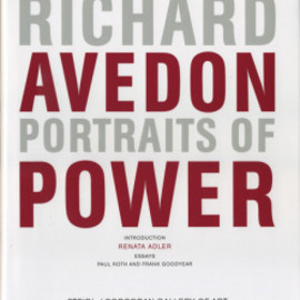 Richard Avedon - Portraits of Power