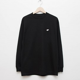 cup and cone - Basic L/S - Black