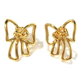 MARC BY MARC JACOBS - METAL BOW STUDS