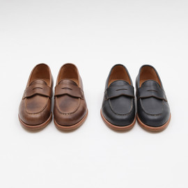 MOTO - Coin Loafer - Chromexcel