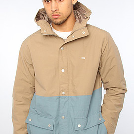 Fourstar Clothing - The Anderson Signature Jacket in Putty