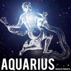 Star Chart - Aquarius