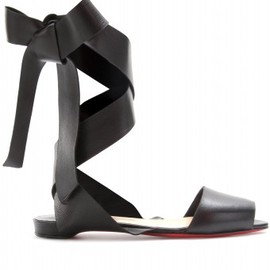 Christian Louboutin - MINIMA LEATHER RIBBON