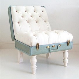 SUT KUTUSU - The Suitcase Chair