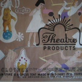 Theatre PRODUCTS - Poster