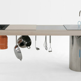Elia Mangia - Critter portable kitchen