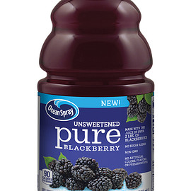 Ocean Spray® - Pure Blackberry