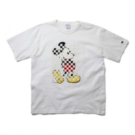 "MASTERPIECE - MICKEY TEE (body:Champion ""T-1011"")"