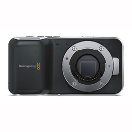 Blackmagicdesign(ブラックマジックデザイン) - Blackmagic Pocket Cinema Camera
