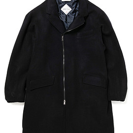 nonnative - MASTER COAT NZ W/N LIGHT BEAVER WITH GORE-TEX INFINIUM™