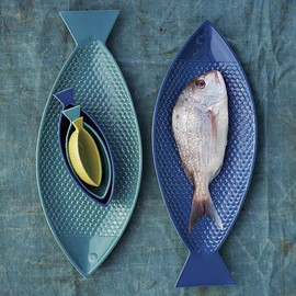 west elm - Fish-Shaped Serveware