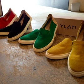 PHENOMENON, YLATI - ACHILLE SLIP ON SHOES