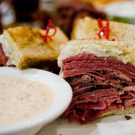 Junior's - NYC - Pastrami Sandwich
