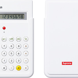 Supreme - Supreme/Braun ET66 Calculator
