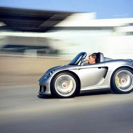 The miniature Smart version of luxury cars