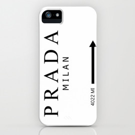 Society6 - Prada Marfa iPhone & iPod Case