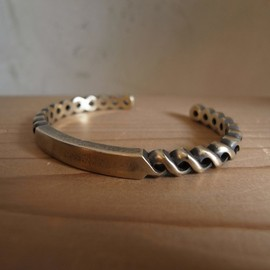 "CYDERHOUSE - CELTIC BANGLE ""BRASS"""
