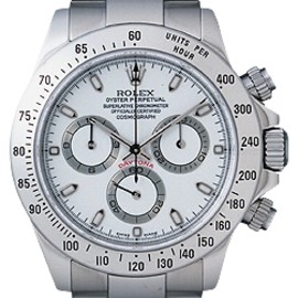 ROLEX - Daytona Stainless Steel 116520