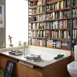 The Bathroom Library