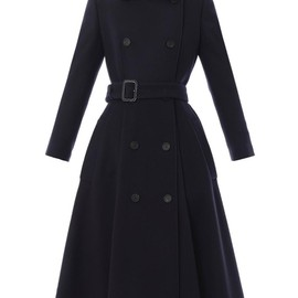 BURBERRY PRORSUM - Wool trench coat