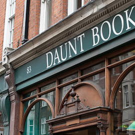 Marylebone - Daunt Books