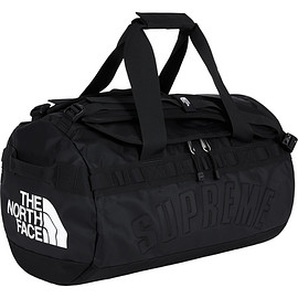 Supreme - Supreme®/The North Face® Arc Logo Small Base Camp Duffle Bag Black