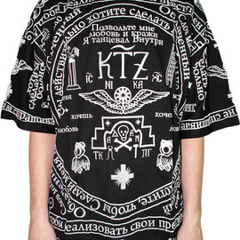 KTZ - Church Print T-Shirt