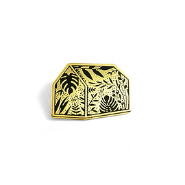 m.i.d. goods and lost lust lust supply - good things grow here pin