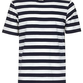 DRIES VAN NOTEN - STRIPED T SHIRT