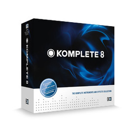 Native Instruments - KOMPLETE 8