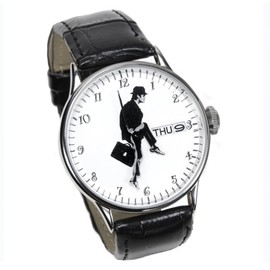 Ministry of Silly Walks Watch - Ministry of Silly Walks Watch