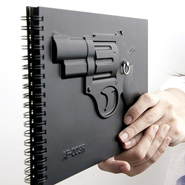 after rain - Armed Notebook-Revolver