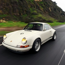 singer vehicle design, Porsche - 911