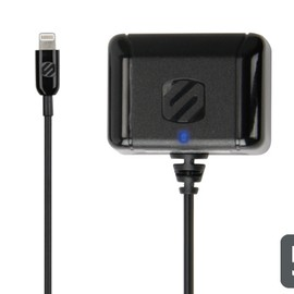 Scosche - strikeBASE 5W - Wall Charger for Lightning Devices