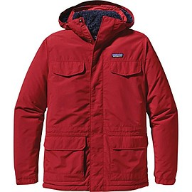 Patagonia - M's Isthmus Parka 27021 (Classic Red//Red(CSRD))