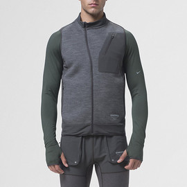 Nike - Gyakusou Spacer Mesh Thermo Men's Running Vest
