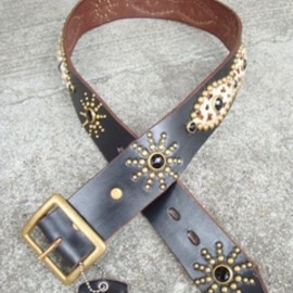 HTC - HTC #53 LEOPARD BELT