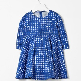 COS - Square print dress