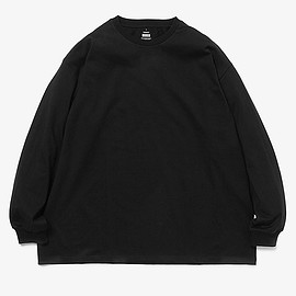 Graphpaper - L/S OVERSIZED TEE