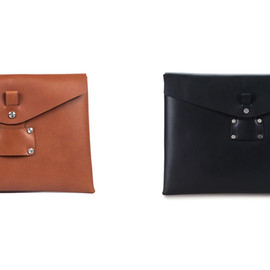 Bonastre - iPad & Macbook Leather Case