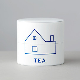 TAGUCHI PRODUCTS - TEA CAN (茶葉保存缶)