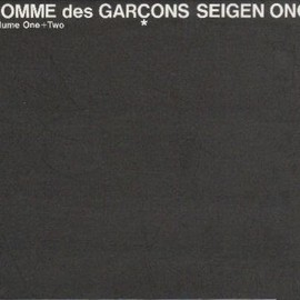 SEIGEN ONO - COMME des GARCONS Volume One+Two