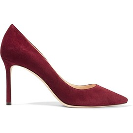 Jimmy Choo - Romy suede pumps