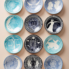 Anthropologie - Zodiac Trinket Dish